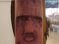 Ian George - Aketairi - named after a femela heoric figure of Atiu